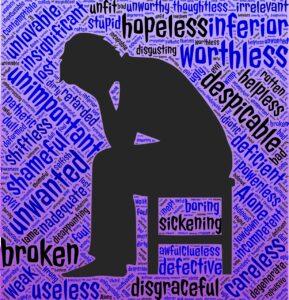 depression, depressed, forlorn